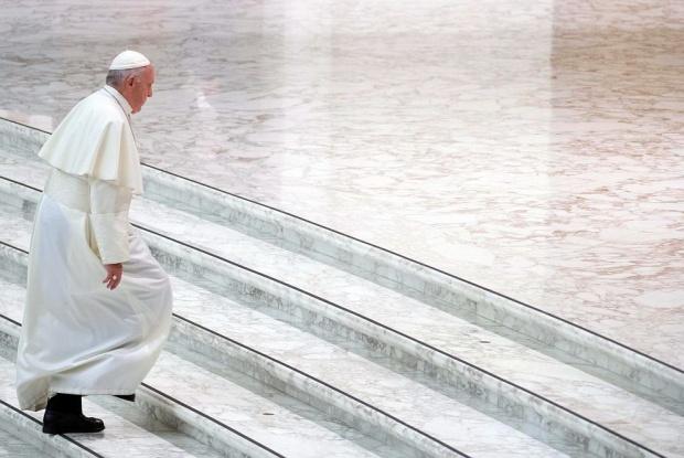 Тамплиерите от България даряват икона на папа Франциск