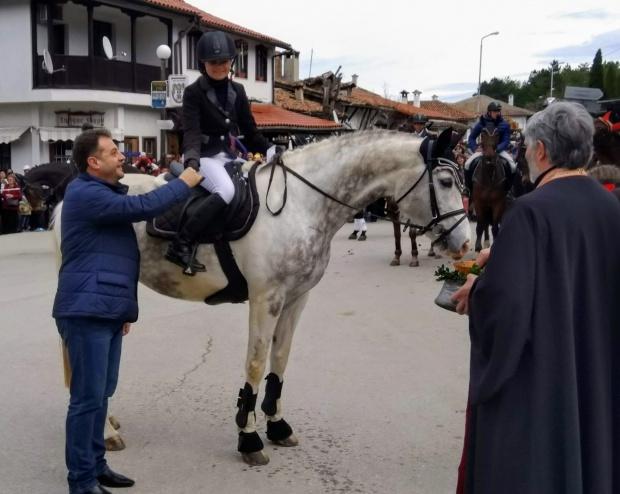 Най-гиздав кон избираха в Арбанаси навръх Тодоровден