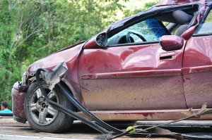"""Снимка: Катастрофа затвори част от магистрала """"Хемус"""""""