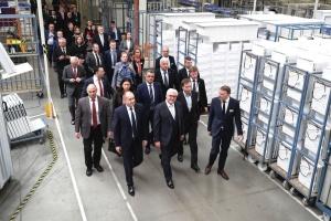 Моделът на българо-германско икономическо сътрудничество е успешен иБългарияимакапацитет да привлече
