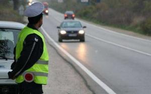 """Снимка: Продължава акция """"Скорост"""" на Пътна полиция"""