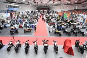 Близо 300 мотоциклета от 43 марки могат да бъдат видяни
