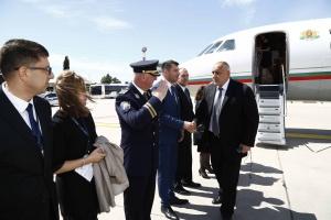 Министър-председателят Бойко Борисов пристигна в Дубровник за участие в Осмата