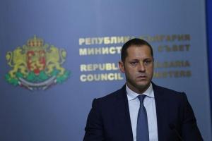 Снимка: Александър Манолев подаде оставка като заместник-министър на икономиката