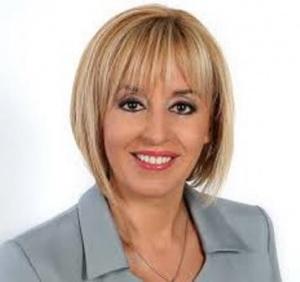 Снимка: Мая Манолова ще представи днес в пленарната зала на НС  Годишния доклад на институцията за 2018-та