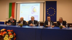 Снимка: Кметът на Добрич Йордан Йорданов стана член на СДС