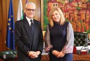 Снимка: Египетски град с интерес за партньорство с Велико Търново
