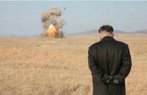 Снимка: Северна Корея е изпробвала тактическо управляемо оръжие от нов тип