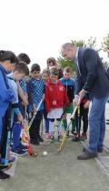 Президентът: Спортътeважен фактор за преодоляване на агресията в училище