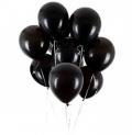 92 черни балона за загиналите работници пуска КНСБ