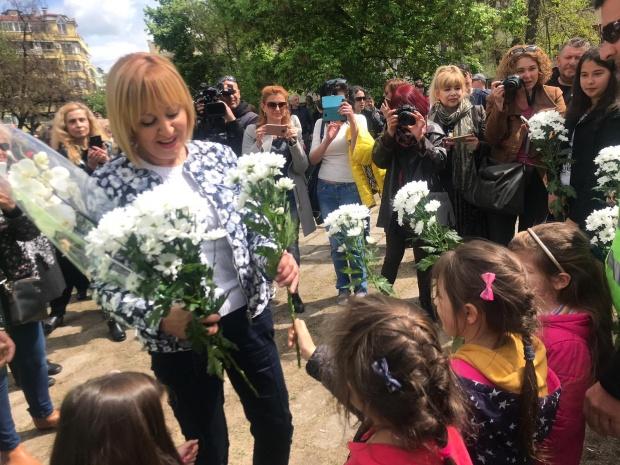 """Мая Манолова за парка """"Кършияка"""" в Пловдив: Ще  сезирам прокуратурата при нередности"""