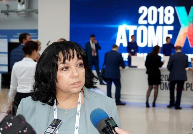 Министър Петкова: Русия продължава да е ключов партньор за България в ядрената енергетика