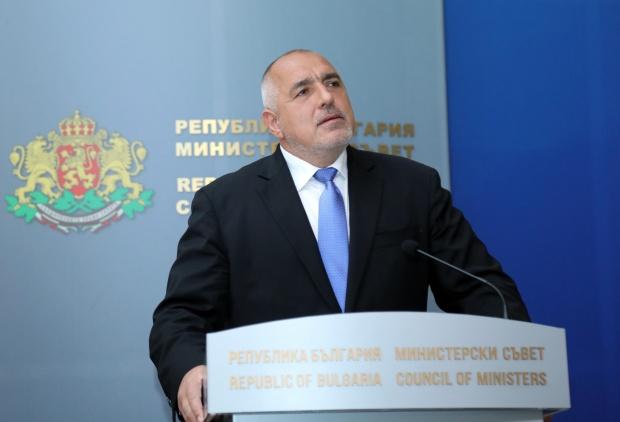 Борисов: Зелена енергия от Грузия може да се внася от Черно море към Европа