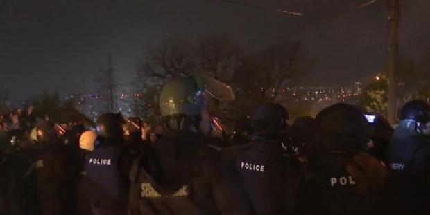Жандармерията и специалните полицейски сили остават в Габрово