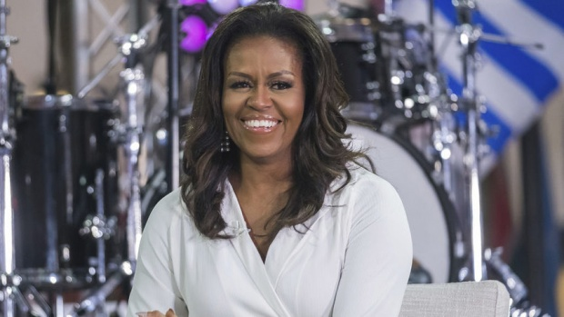 Автобиографията на Мишел Обама излиза на български език