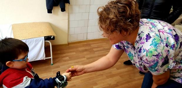 350 деца прегледаха пироговските лекари в Ямбол