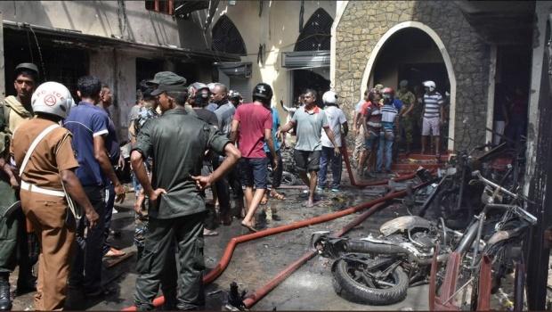 207 вече са загиналите при атентатите в Шри Ланка