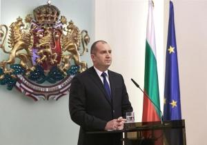 Държавният глава Румен Радев поздравява българите по случай Международния празник