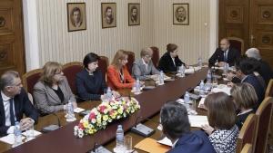 """Държавният глава Румен Радев проведе днес на """"Дондуков"""" 2 втора"""
