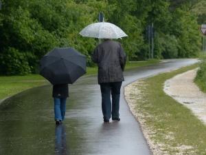 Днес облачността ще е значителна с превалявания от дъжд. След