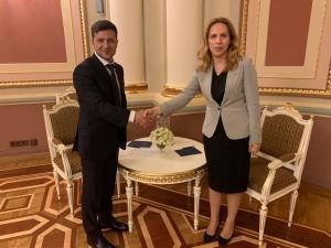 Традиционно добрите отношения между България и Украйна стъпват на солидна