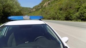 11 чужденци са арестувани на автомагистрала