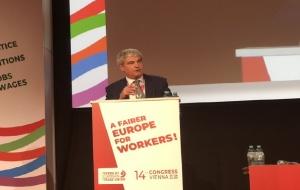 КНСБ ще се бори за европейски директиви, която да гарантират
