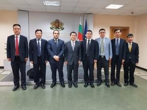 Меморандум за сътрудничеството в областта на икономиката с китайската провинция