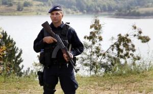 В село Чаглавица близо до столицата на Косово вчера полицията