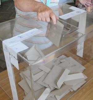 Близо 25% от имащите право на глас са отишли до