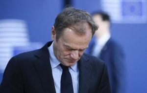 Председателят на Европейския съвет Доналд Туск заяви, че Брекзит е
