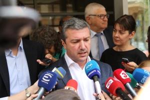 Ще искаме оставката на финансовия министър Владислав Горанов за неправомерно