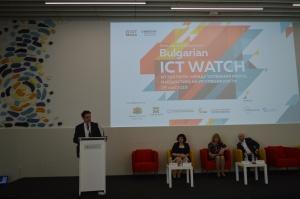 През последните години секторът на ИКТ отчита положителни тенденции и