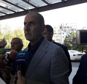 След разговор между председателя на ПП ГЕРБ Бойко Борисов и