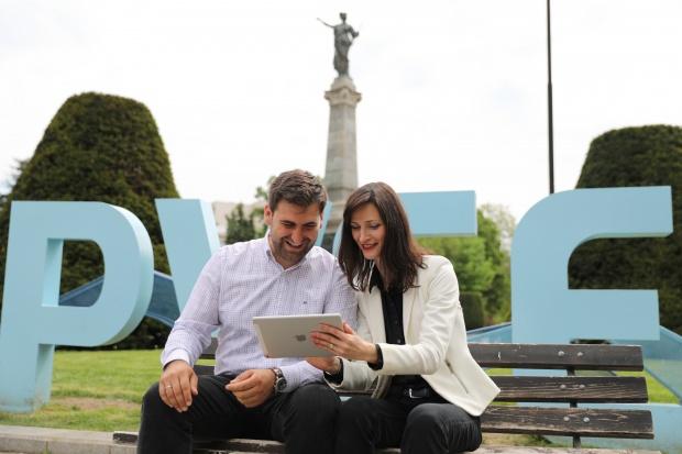 България втора по брой общини, които ще пускат безплатен Wi-Fi