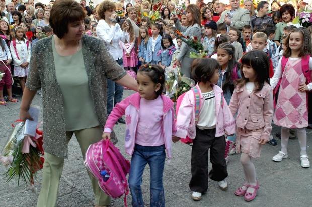 Изтича срокът за подаване на заявления за прием в първи клас в София
