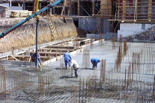 26% повече започнати строежи през първото тримесечие