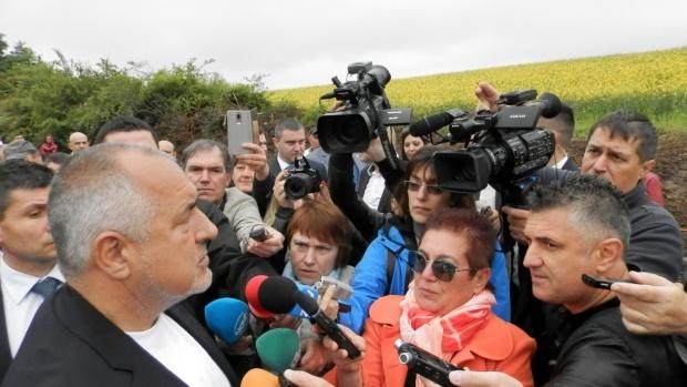 "Премиерът Борисов: През 2020 година АМ ""Хемус"" ще стигне до Плевен"