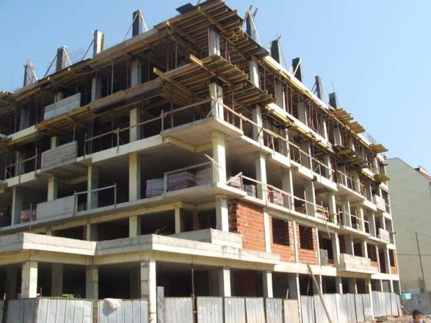 Евростат: Свиване на строителството в ЕС и в еврозоната при стагнация в България
