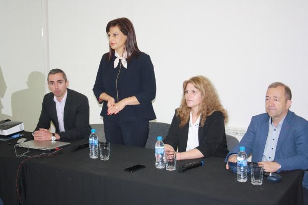 Дариткова: Когато говорим за реформа в здравеопазването, трябва да търсим максимален консенсус