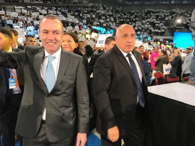 """Бойко Борисов в Арена """"Армеец"""": Ние сме като Кобрата - и да ни ударят, продължаваме напред!"""