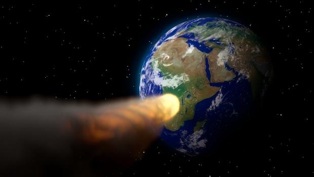 Астероид с диаметър 1,6 км ще премине днес край Земята