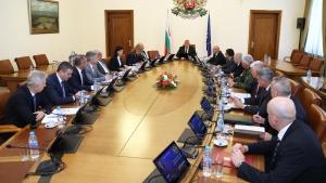 Снимка: Съветът по сигурността обсъди работата на службите срещу радикализация и тероризъм