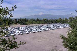 203 нови коли попълват от днес автопарка на областните дирекции