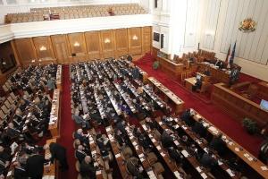 На последното за седмицата пленарно заседание депутатите ще гласуват окончателните