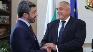 Премиерът Борисов се срещна с министъра на външните работи и