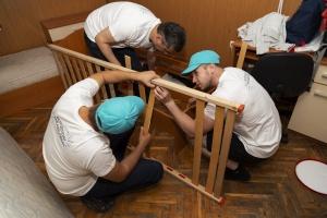 Доброволци от компанията посветиха своя ежегоден ден за добротворчество –