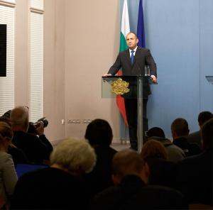 Президентът Румен Радев ще присъства на Деня за високопоставени гости