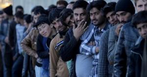 Броят на хората, бягащи от война, преследване и конфликти, е