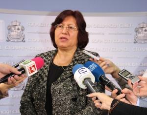 Заместник-председателят на Столичния общински съвет от БСП Милка Христова внесе